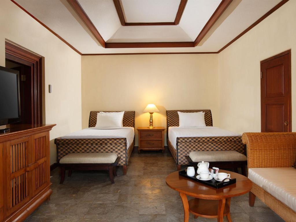 印尼 巴厘岛  登巴萨  沙努尔的酒店  普瑞桑特瑞安酒店,沙努尔(印尼)