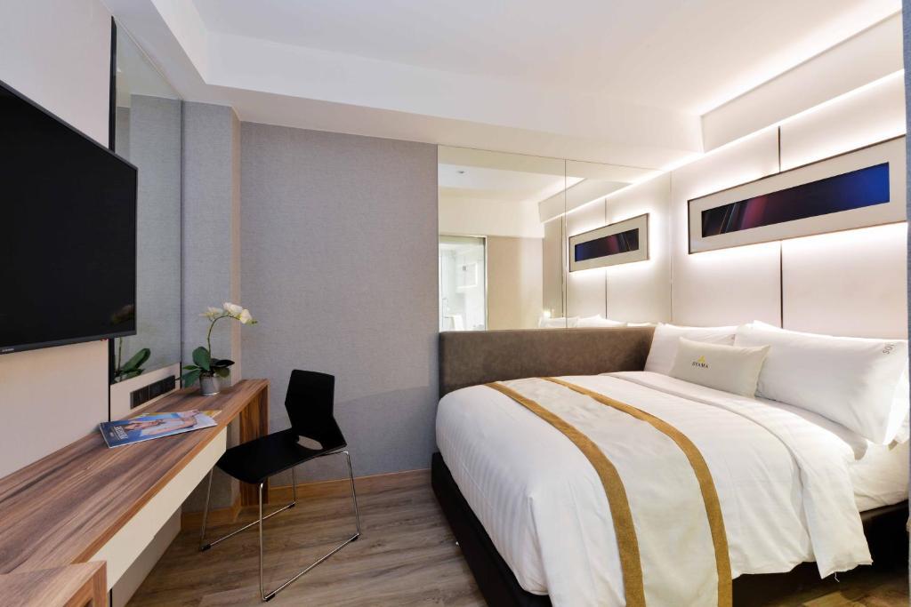 曼谷的酒店  瓦塔纳  曼谷旅游攻略  syama nana (酒店),曼谷(泰国)图片