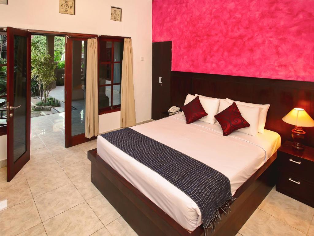 印尼 巴厘岛  登巴萨  沙努尔的酒店  普瑞沙丁酒店,沙努尔(印尼)优惠