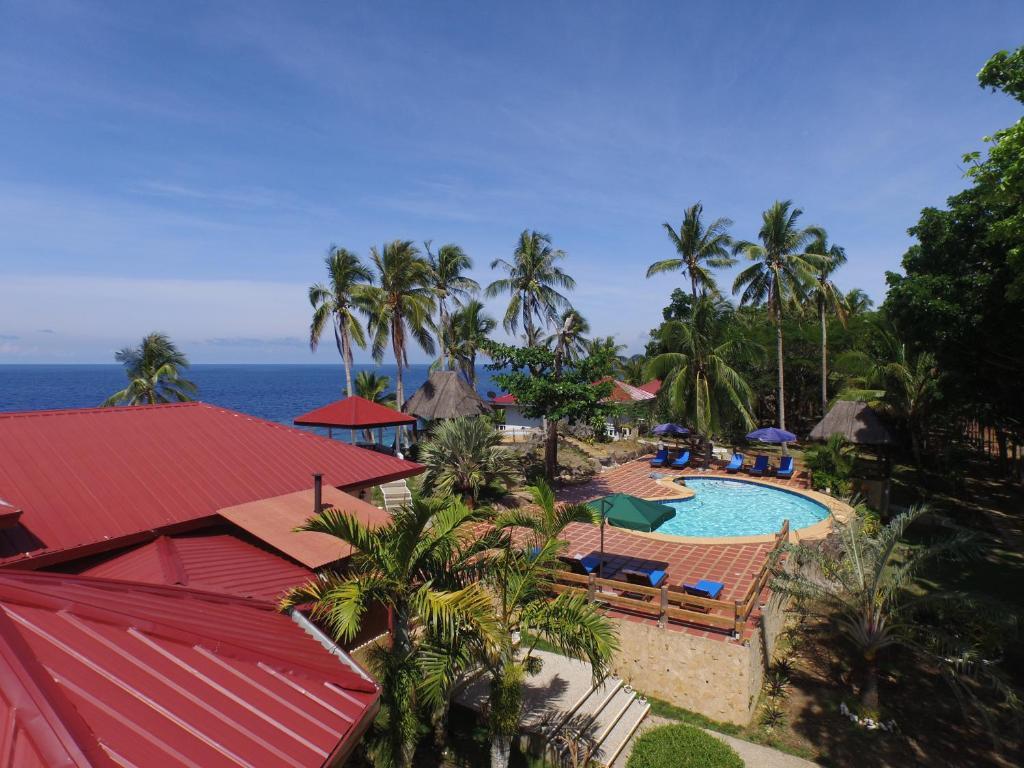 菲律宾  薄荷岛  安达的酒店  蓝星潜水中心及度假酒店,安达(菲律宾)