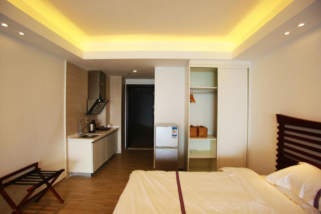 阳江敏捷黄金海岸富海酒店公寓