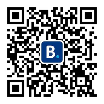 关注Booking.com官方微信号