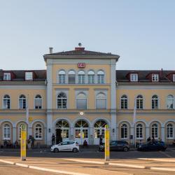 Trainstation Friedrichshafen