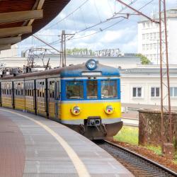 格丁尼亚中央火车站