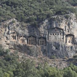 Dalyan Rock Tombs