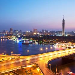 卡斯尔尼尔桥, 开罗