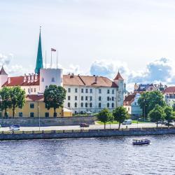 Riga Castle, 里加