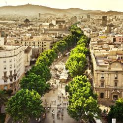 兰布拉大街, 巴塞罗那