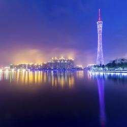 广州电视观光塔