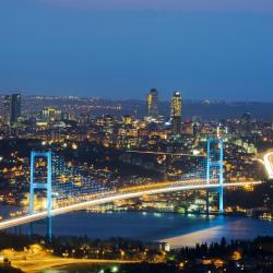 博斯普鲁斯大桥, 伊斯坦布尔
