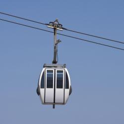 贾利莱滑雪缆车