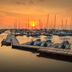 海洋游艇俱乐部港口