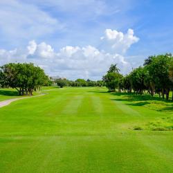 西棕榈滩高尔夫球场