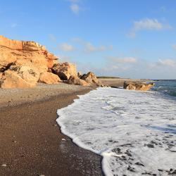 拉拉海滩, 佩亚