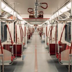 Woodbine Subway Station