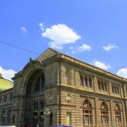 纽伦堡总站