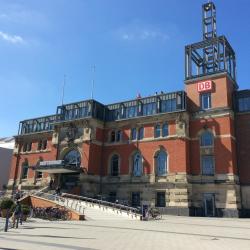 基尔中央车站