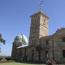 悉尼天文台, 悉尼