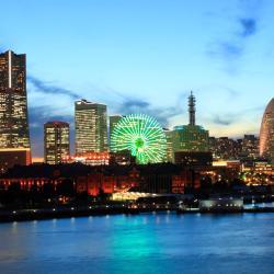 横滨港未来 21 区