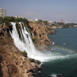 Lower Duden Waterfall