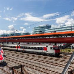 日内瓦车站 - 赛雪龙