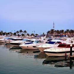 Marina Crescent, 科威特