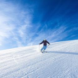 拉隆滑雪缆车