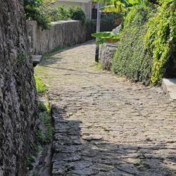 Shurikinjocho Stone-Path Road