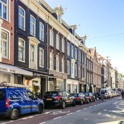 彼得科内利佐胡夫特购物街霍夫特街, 阿姆斯特丹