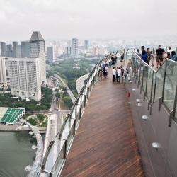 金沙空中花园, 新加坡