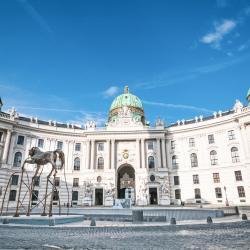 霍夫堡宫, 维也纳