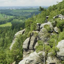 Czech-Saxon Switzerland 26间度假屋