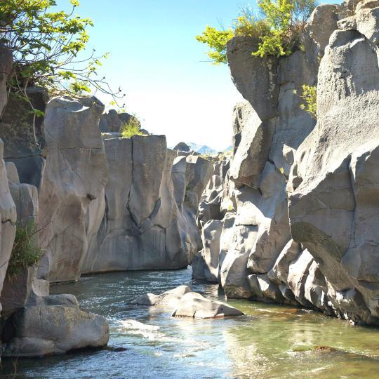 阿尔坎塔拉河峡谷