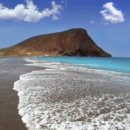 Tejita和Médano海滩