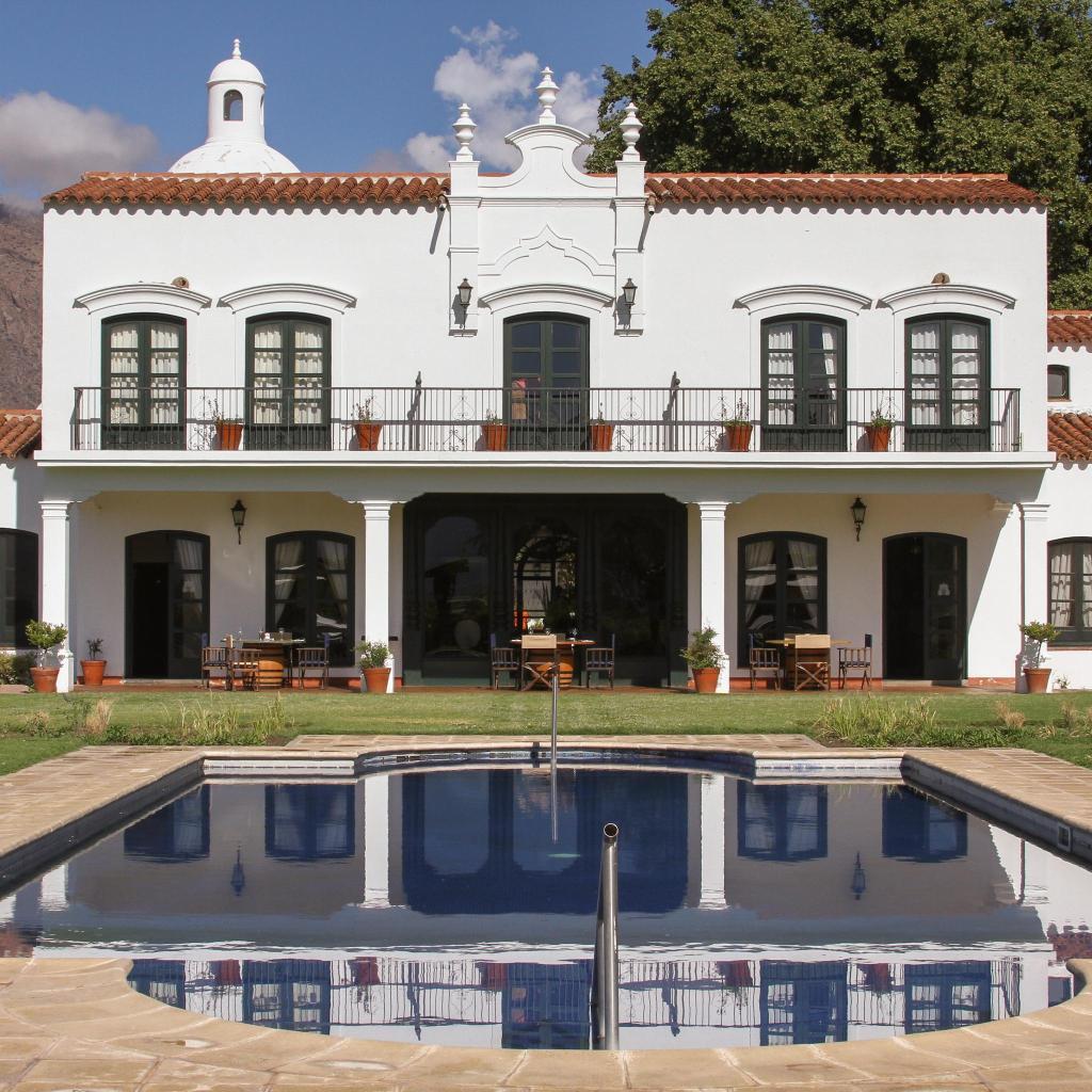 位于阿根廷萨尔塔省的Patios de Cafayate酒店