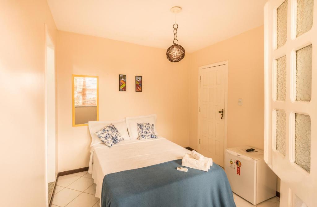 维拉温托斯旅馆客房内的一张或多张床位
