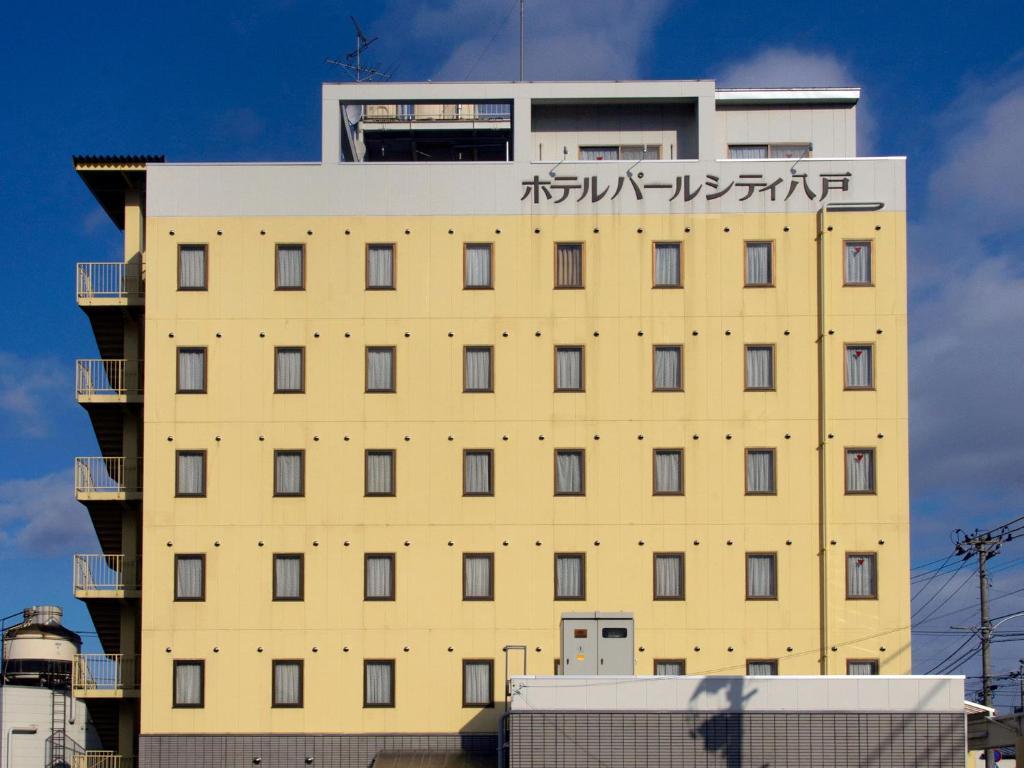 经济型酒店所在大楼