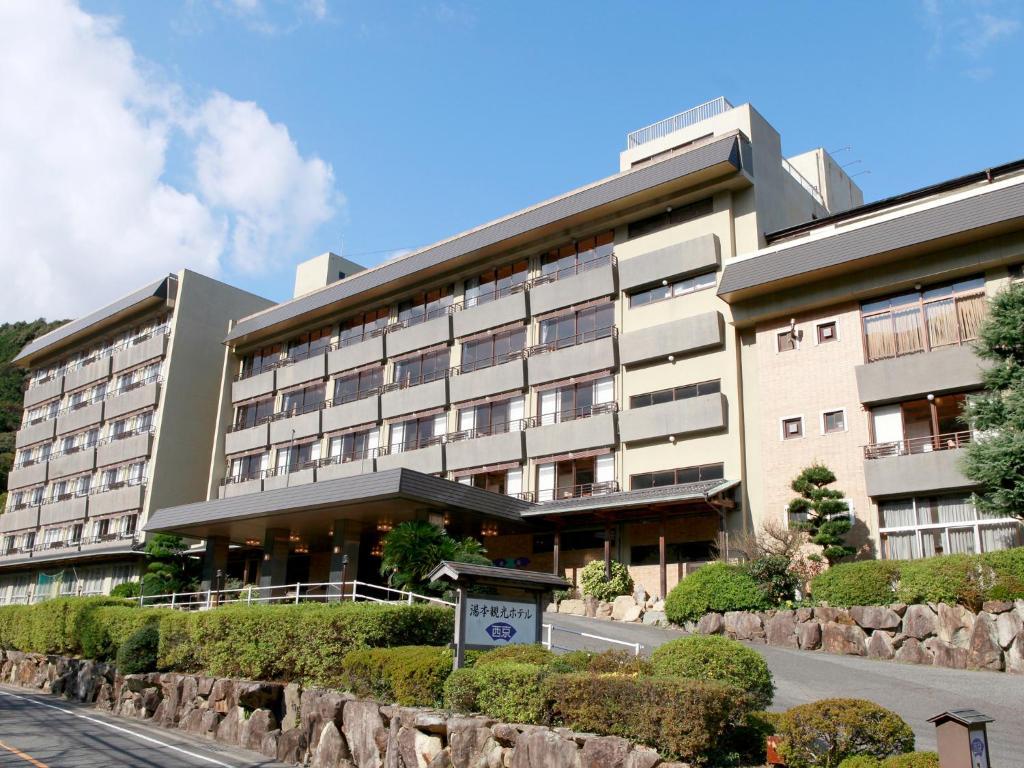 日式旅馆所在大楼
