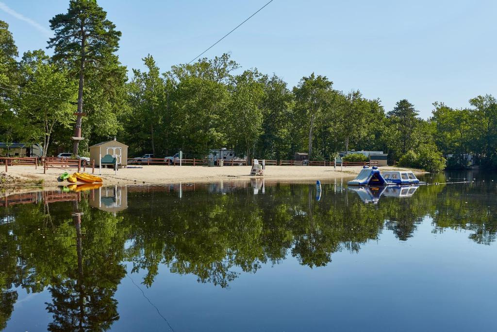 Big Timber Lake Camping Resort