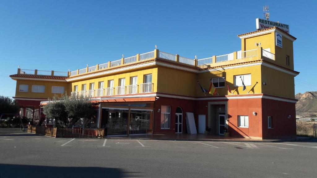 旅馆所在大楼