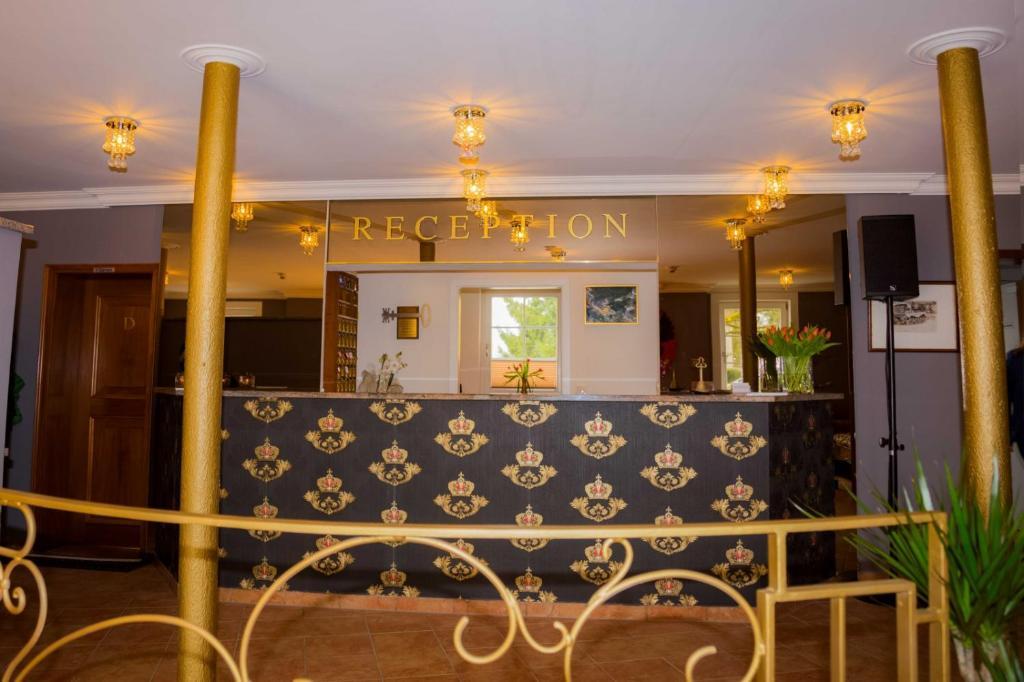 Hotel Residenz23大厅或接待区