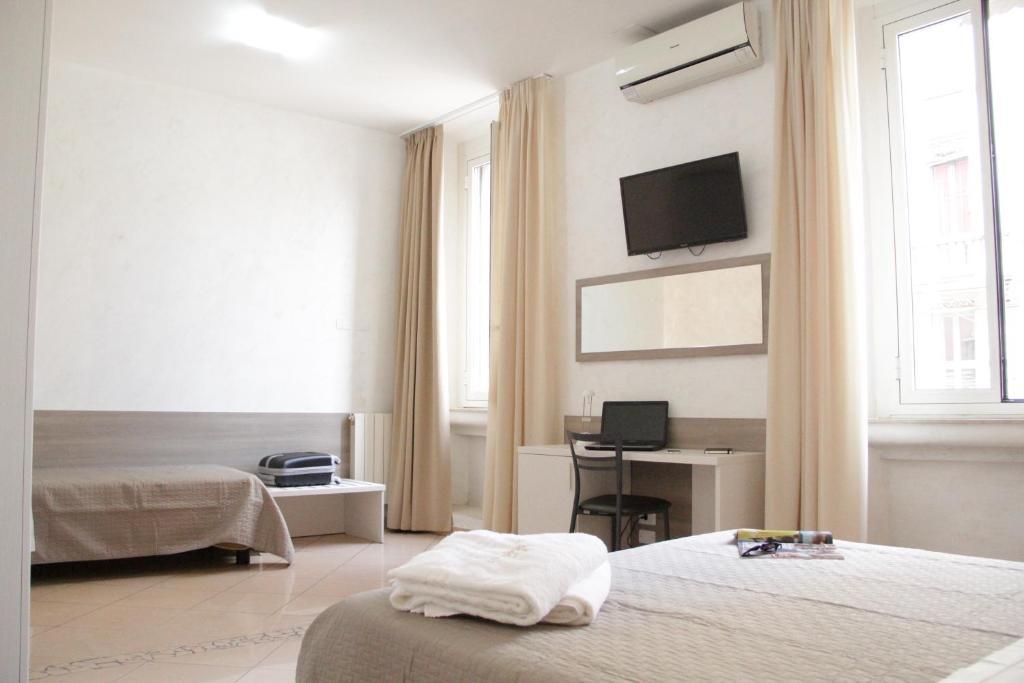 赛洛酒店客房内的一张或多张床位