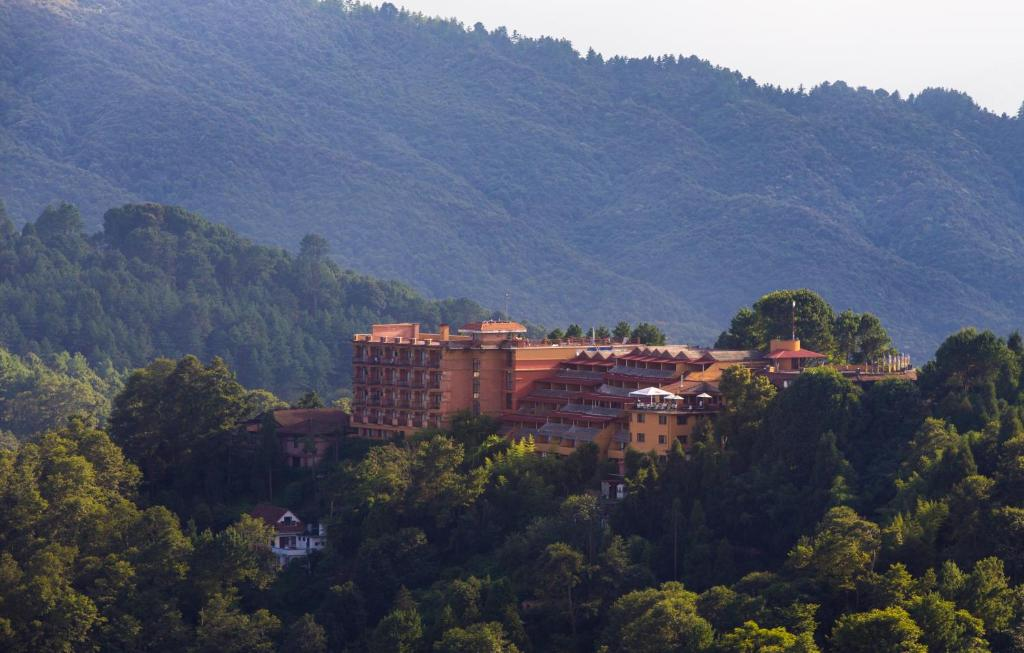 喜马拉雅俱乐部埃斯酒店鸟瞰图