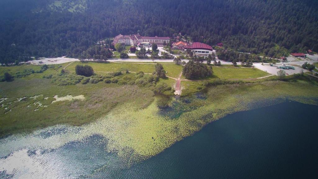 阿邦特宫殿酒店鸟瞰图