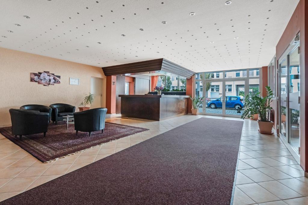 Hotel Imota大厅或接待区