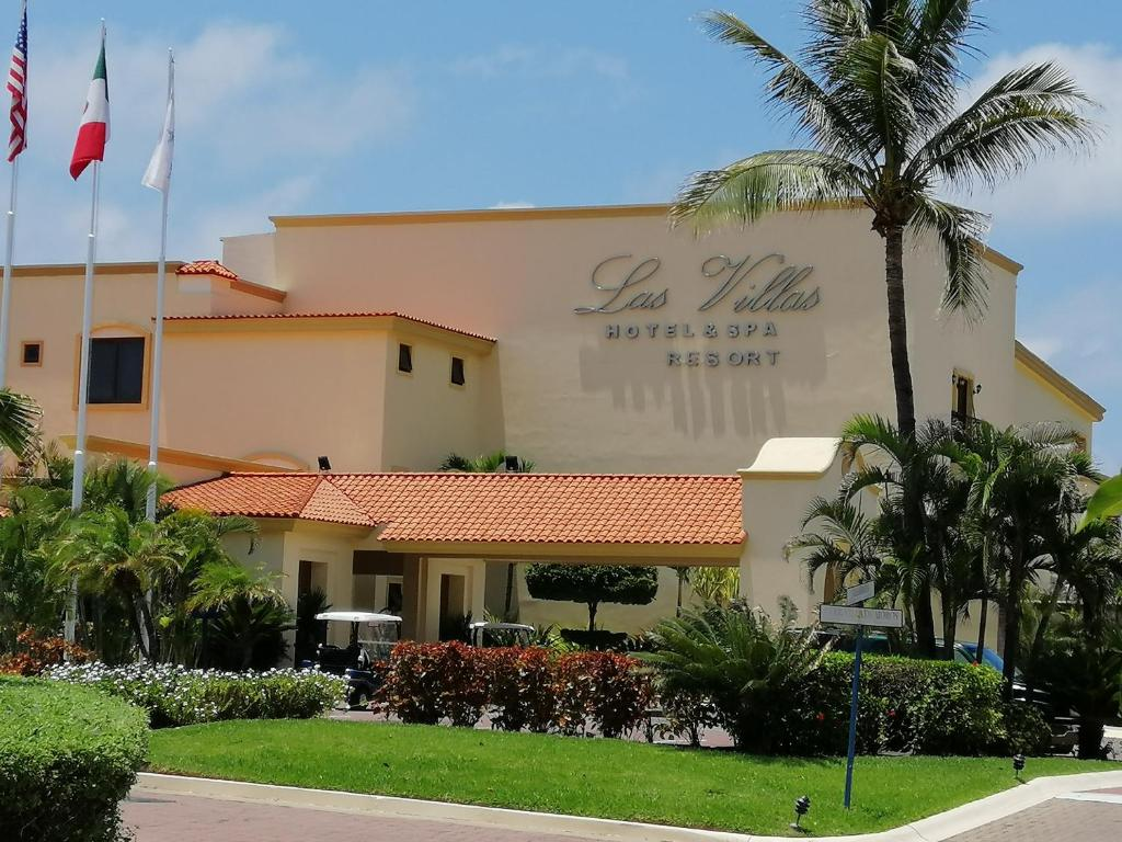 度假酒店所在大楼