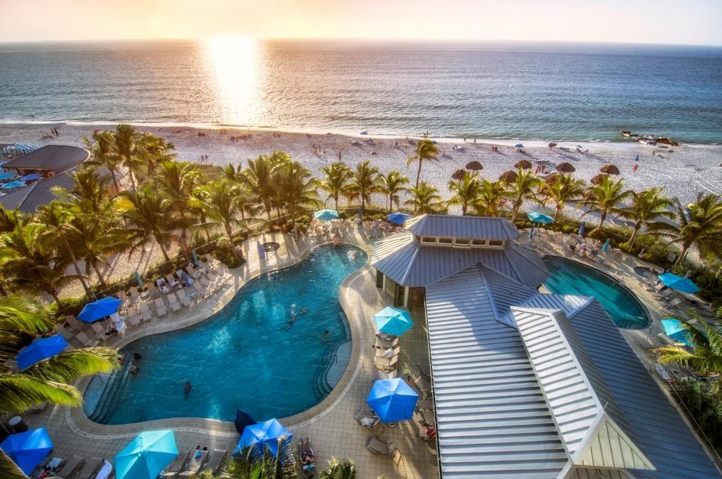 Naples Beach Hotel and Golf Club那不勒斯海滩酒店和高尔夫俱乐部预订_Naples ...