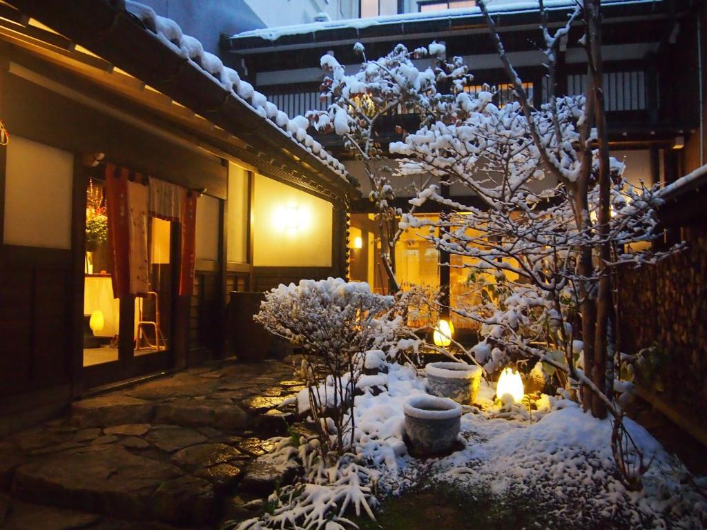 冬天的古都之梦温泉旅馆