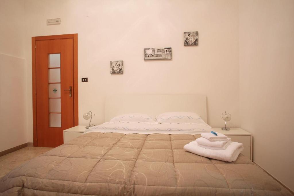 富美家住宿加早餐旅馆客房内的一张或多张床位