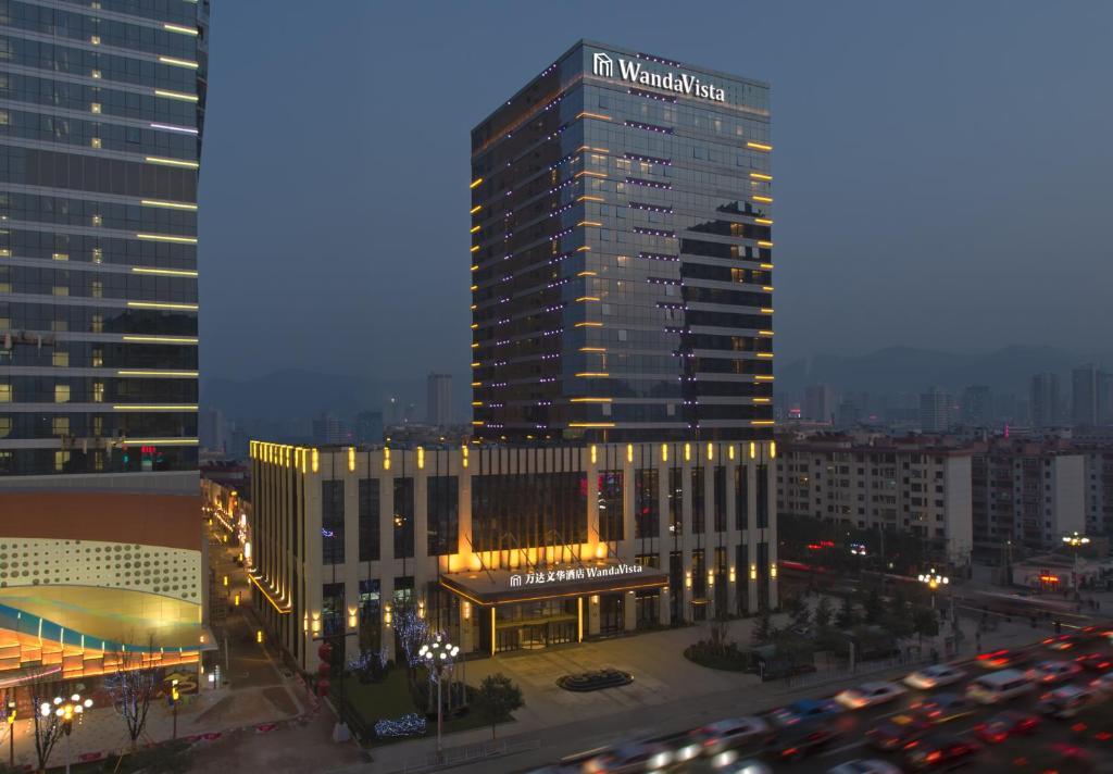 兰州兰州富力万达文华酒店 含图片和点评 Booking.com